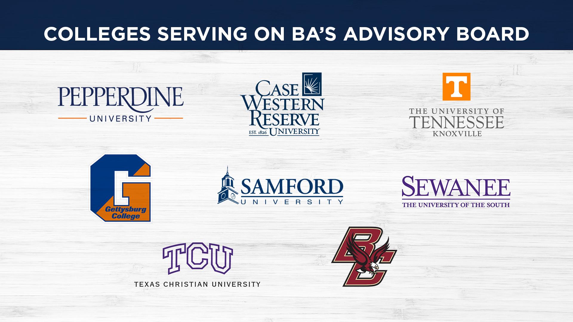 College Advisory Board 2021-22